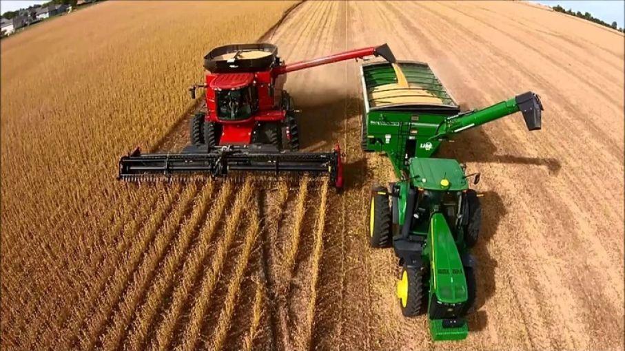 En 2020 se vendieron 8.843 máquinas agrícolas y viales con mayor participación de firmas nacionales