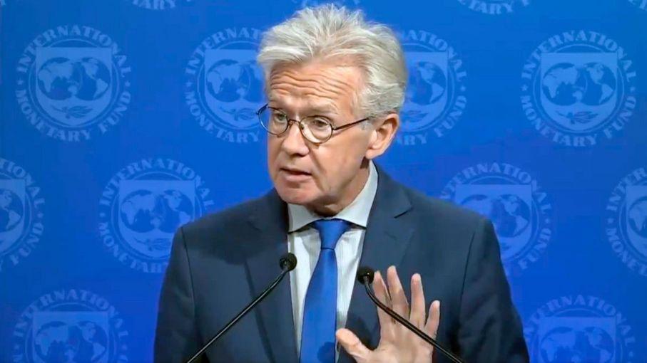 """Afirman que el diálogo con el FMI es """"constructivo"""""""