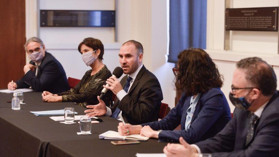 El Gabinete Económico se reunió con Consejo Agroindustrial Argentino para  avanzar en políticas para el sector - Agrolatam