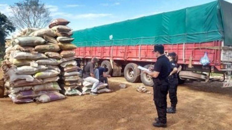 Buscan combatir las maniobras de evasión y contrabando de granos