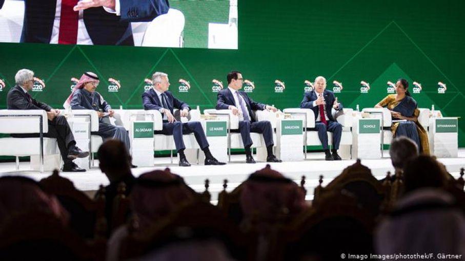 Ministros de finanzas del G20 piden al FMI más herramientas por coronavirus