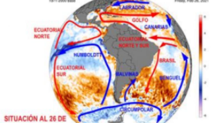 informe Perspectiva agroclimática ConoSur