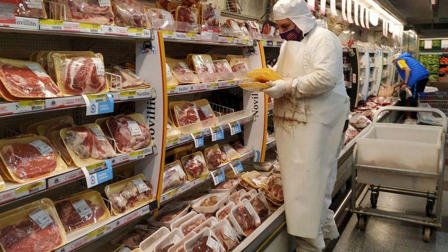 Establecen procedimiento para registro de declaraciones juradas de exportaciones de carne