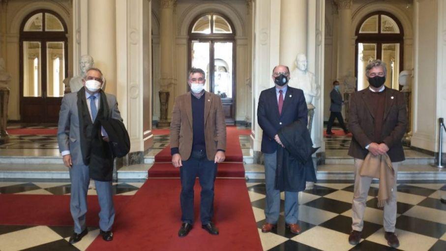 Mesa de Enlace remarcó la necesidad de continuar dialogando con el Gobierno