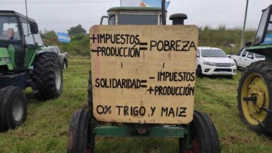 Carbap le pide 'una señal' a Alberto F para calmar el 'enojo' de los productores